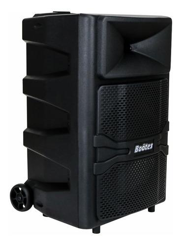 caixa som prof bluetooth amplificada ativa sub 12pol usb nfe