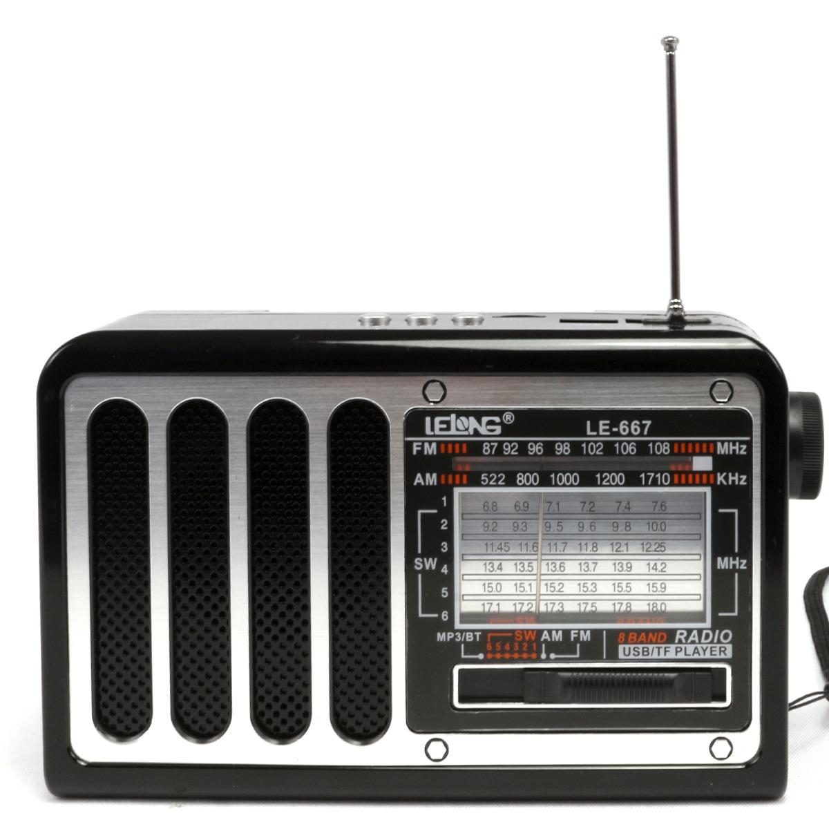 46767bf14 Caixa Som Radio Am Fm Bluetooth Usb Carga Solar Lanterna E6 - R  62 ...