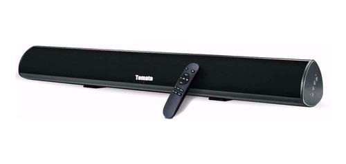 caixa som sound bar bluetooth mts-2018 tomate tv celular