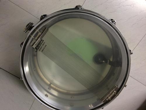 caixa sonor d 454 ferromanganes rara 14x5.2 comemorativa 100