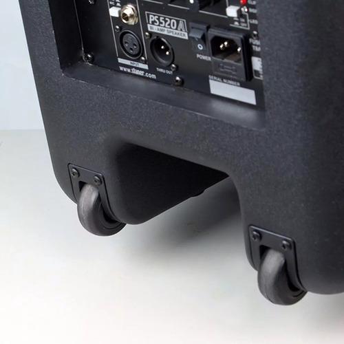 caixa staner ativa caixa ativa amplificada