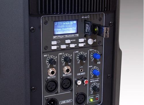 caixa staner sr315a usb/bluetooth staner sr315 ativa