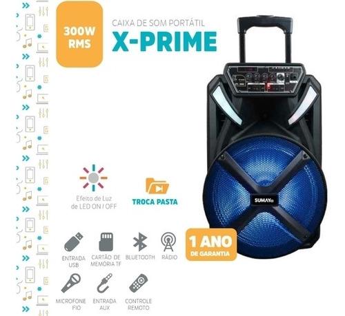 caixa sumay xprime 600bt cap22