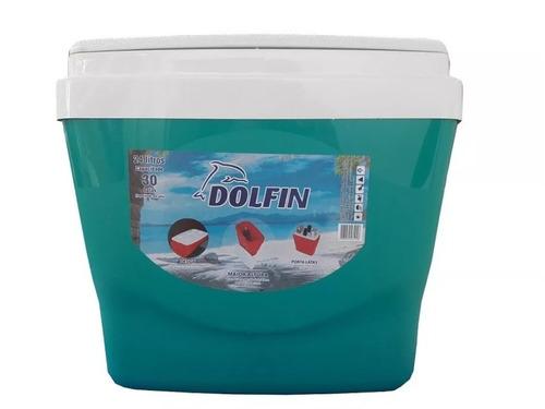 caixa termica 24 litros dolfin envio rapido