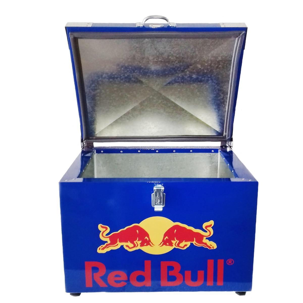 49116f5ed6999 caixa térmica 30 litros red bull. Carregando zoom.