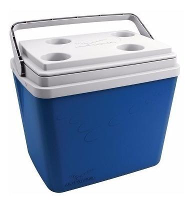 caixa termica 34 litros invicta azul c2 un      40520