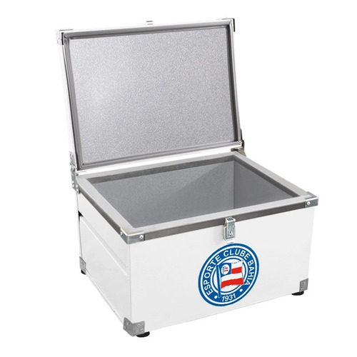 caixa térmica 50 litros cafter bahia preto casa churrasco