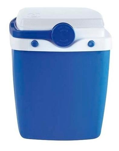 caixa térmica 6 litros cooler bebidas lanches cerveja - mor