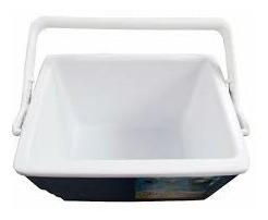 caixa térmica azul 21 latas 15 litros obba