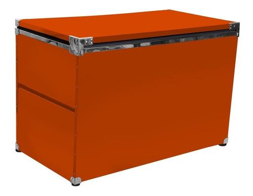 caixa térmica catfer 500 litros (escolha o modelo)