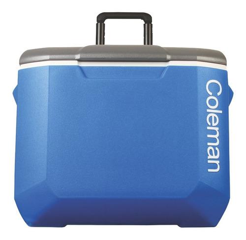 caixa térmica coleman com rodas sport 60 qt  56,7 litros