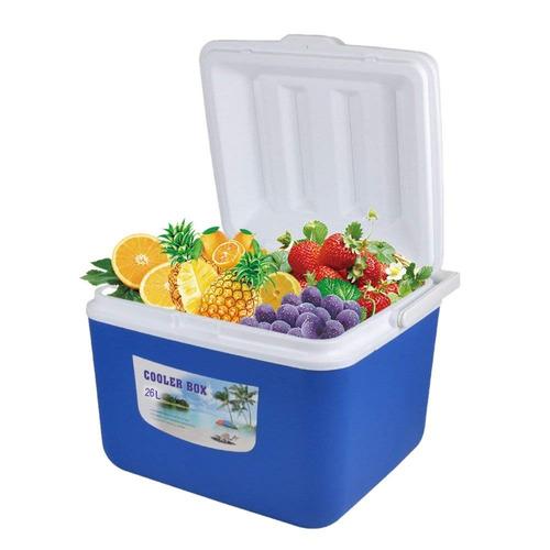 caixa térmica cooler 26 litros com alça