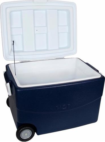 caixa térmica glacial 70l mor