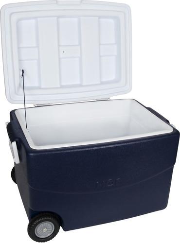 caixa térmica glacial mor 70l