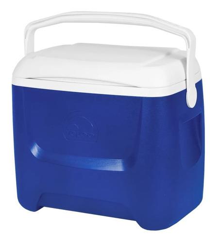 caixa térmica igloo com 26 litros compacta e resistente isla