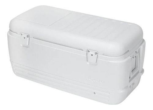 caixa térmica igloo com 95 litros é ideal para atividade ao