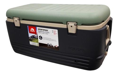 caixa térmica igloo sportsman 95 litros 100 qt camping pesca