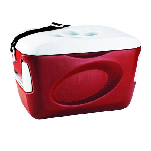 caixa termica invicta 24l az.royal/vermelha