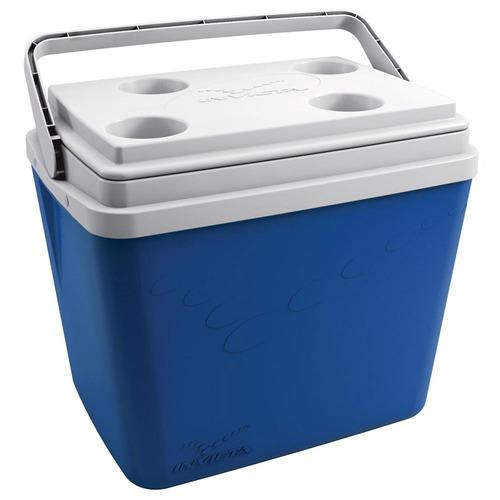 caixa termica invicta 34 litros azul