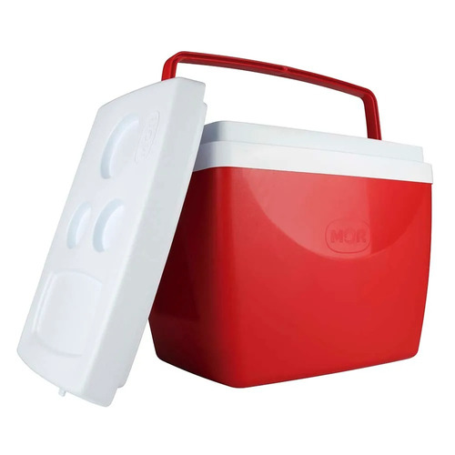 caixa térmica litros mor