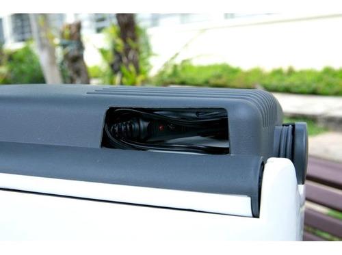 caixa térmica - refrigerador automotivo 12v 20litros vonder