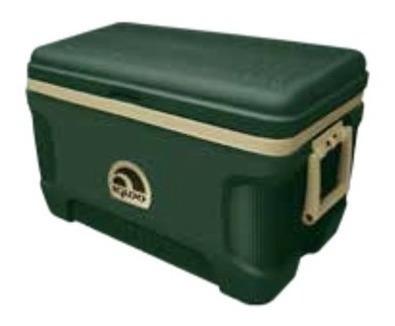 caixa térmica sportsman contour 52 qt - igloo