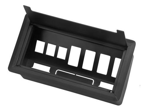 caixa tomada embutir na mesa, hdmi, gebb work - caixa vazia