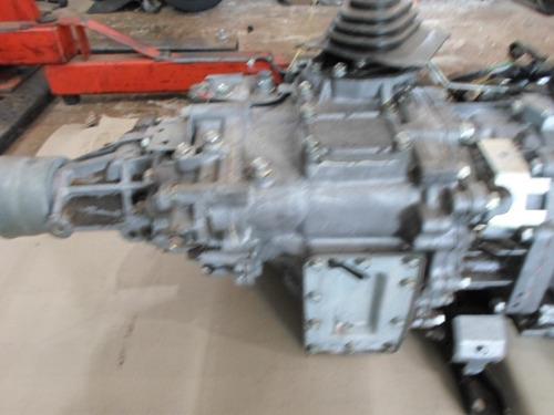 caixa tração 4x4 pajero 3.0v6 gasolina automático (b)