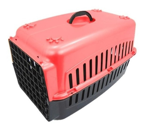 caixa transporte cães e gatos número 2 travel pet cachorro