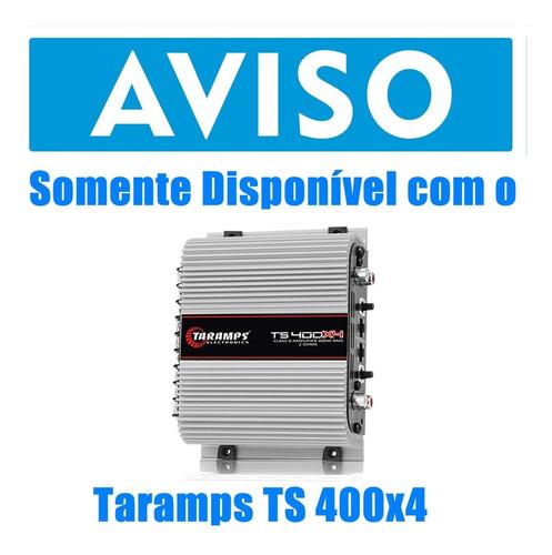 caixa trio completa bomber upgrade + módulo taramps tl 1500