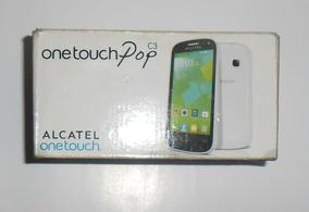 Caixa Vazia Alcatel Onetouch Pop C3 + Manual