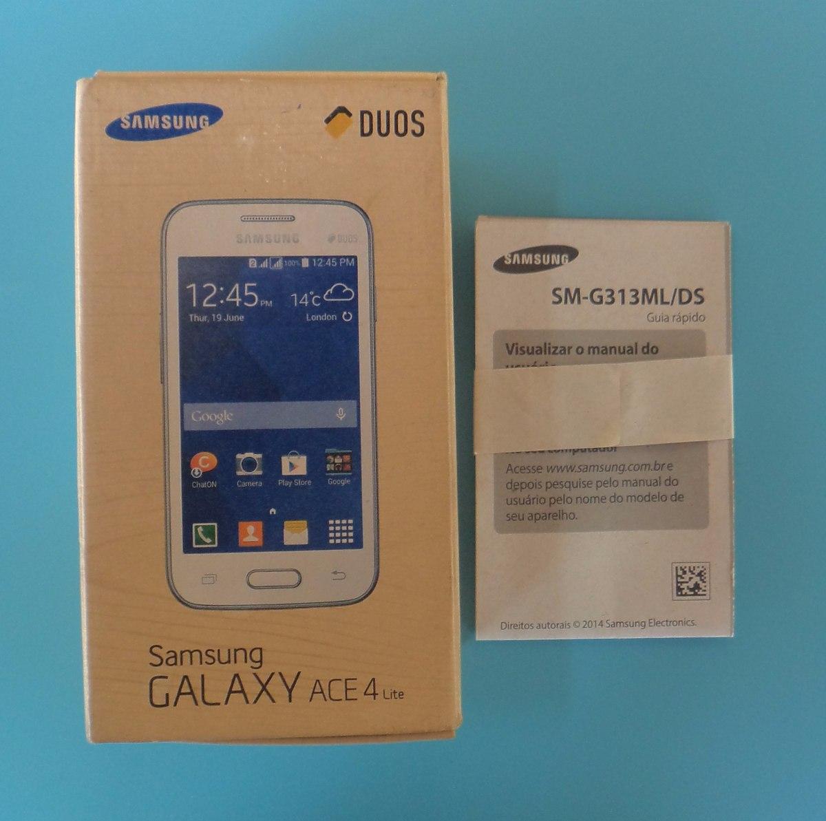 Samsung Galaxy Ace 4 Lte Manual Espanol Gallery