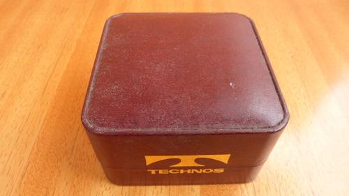 caixa vazia relogio technos