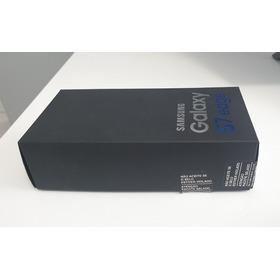 Caixa Vazia S7 Edge Original Em Estado De Nova + Brindes