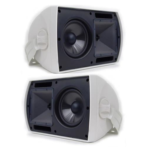 caixas acústica outdoor klipsch aw-650 85w rms (par)