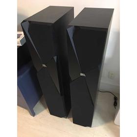 Caixas Acústicas Torre Jbl Studio 190