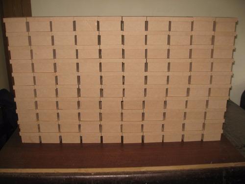 caixas de mdf cru