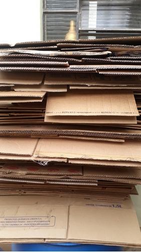 caixas de papelão para mudanças encomenda