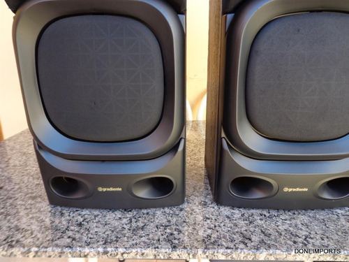 caixas de som gradiente w-203 3 vias sony lbt conservadas