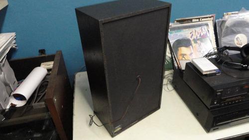 caixas de som gradiente w-31 - som de qualidade