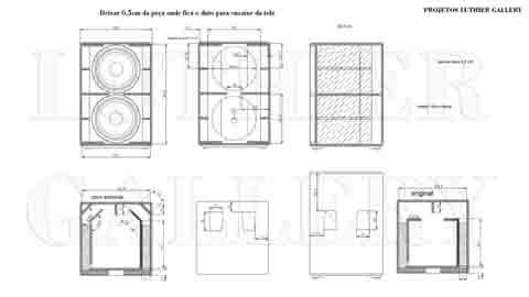 projeto line array 8 polegadas pdf