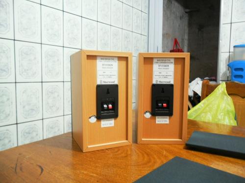 caixas sherwood