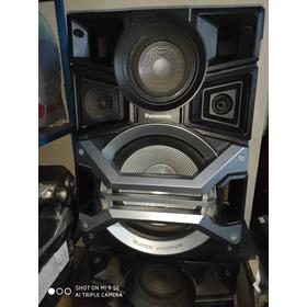 Caixas Som Max770 Sa-max770 Sc-max770 Panasonic Falante 15