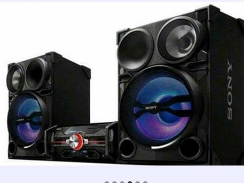 caixas sony genezy 15 polegadas novas promoção