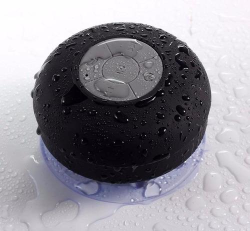 caixinha com bluetooth aprova de água escolha cor