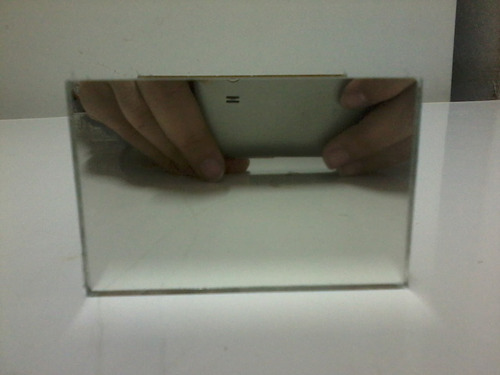 caixinha de espelho