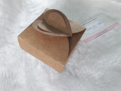 caixinha para pão de mel, bem casado etc. kit c/200