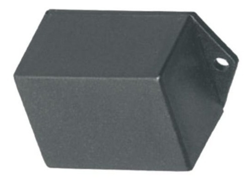 caixinha plástica pb040 27x33x43mm patola - 10 unidades