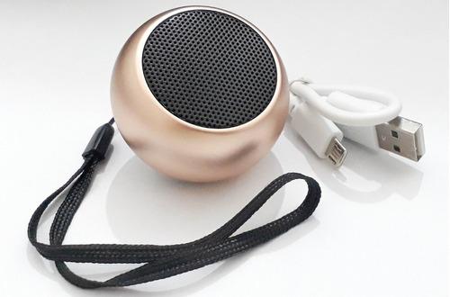 caixinha som bluetooth metal mini speaker! envio imediato