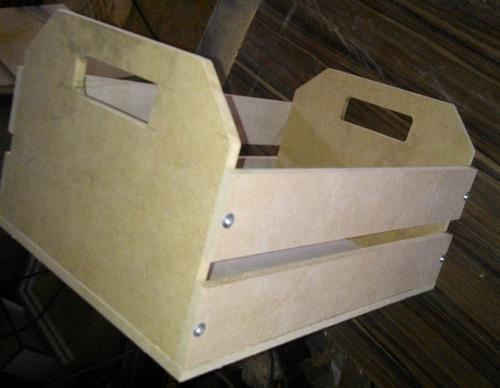 caixotes de feira baby mdf **fazemos medidas especiais**